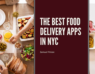 The Best Food Delivery Apps in NYC