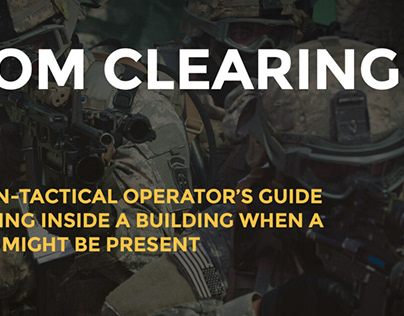 HOW IMPORTANT IS KNOWING HOW TO CLEAR A ROOM?