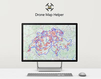 Drone Map Helper