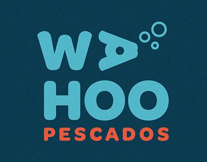 Wahoo Pescados - Identidade Visual