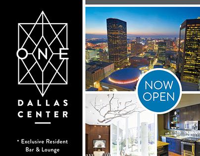 One Dallas Center eBlast Design