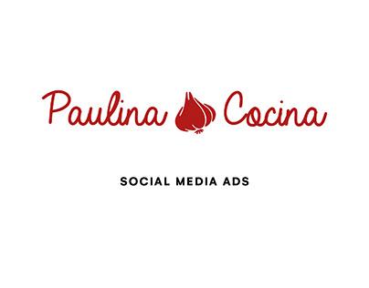Paulina Cocina | social media ads