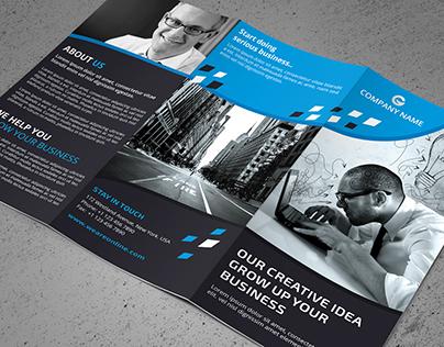 Corporate Try-fold Brochure