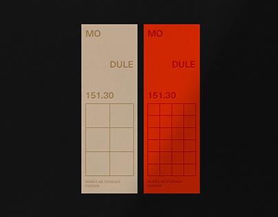 Module 151.30, visual identity