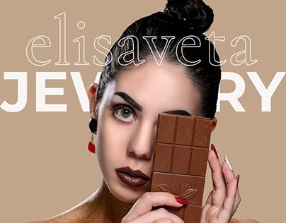 Elisaveta Jewelry Website