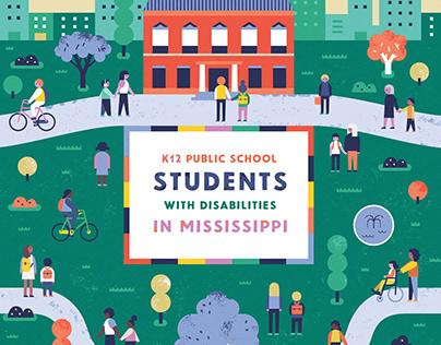 Cover illustration for public schools