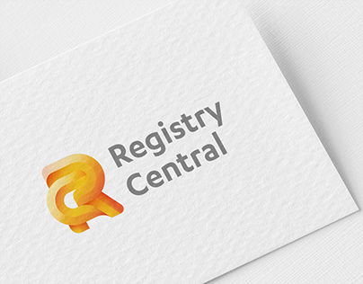 Logo design - Registry Central