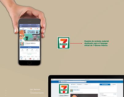 Seven Eleven - Facebook Ads