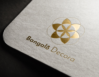 Branding Bangalô Decora