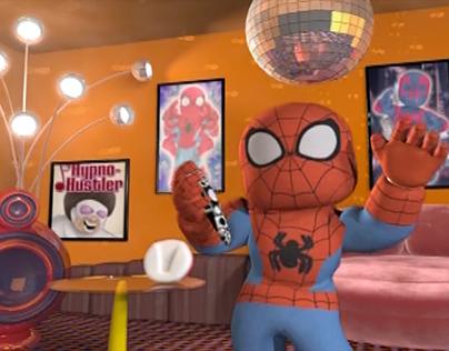 Hasbro's Spider-Reminder