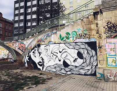Murals 2018