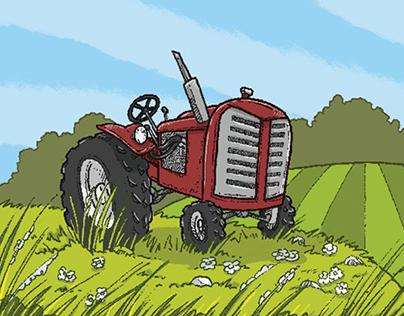 Illustrations-Ferme Cormier Farm