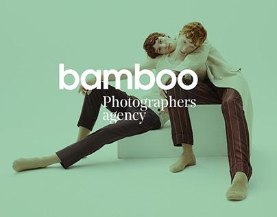 Bamboo Protographers Agency — Web