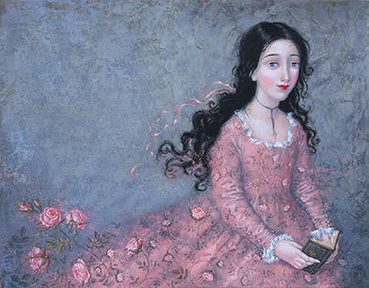 """illustrations for the fairy tale """"Snow White"""