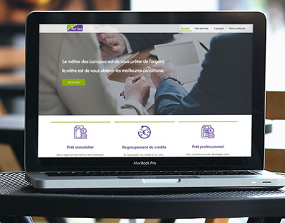 Redesign web site - Nord Taux