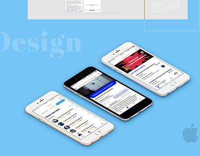 Projector Online – Mobile App