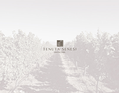 Tenuta Senesi - Branding