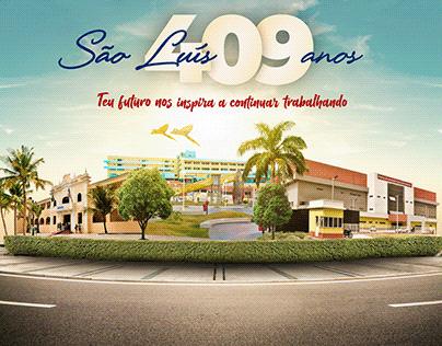 Homenagem Aniversário de São Luís