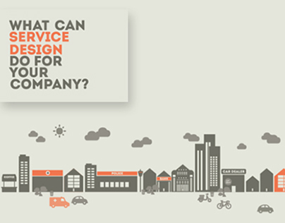 The value of Service Design to the business sector