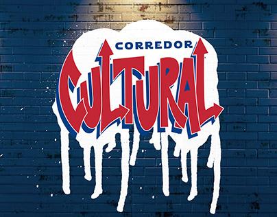Corredor Cultural l Identidade Visual
