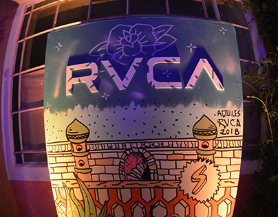 RVCA Gallery 2nd edition 2018