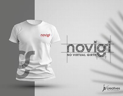 Brand Identity - Novigi (No Virtual Girth)