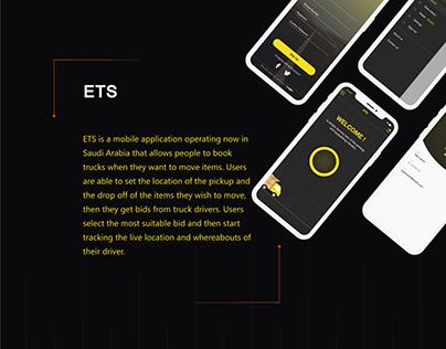ETS mobile application