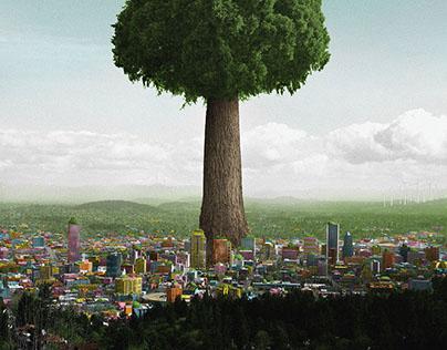 Big Ol'Tree
