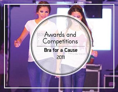 Bra For a Cause- Award Winning Design