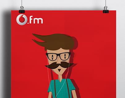 VODAFONE FM | Campanha - Campaign