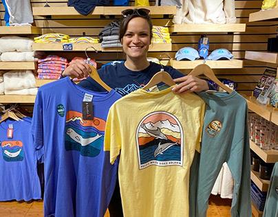 Shedd Aquarium T shirts