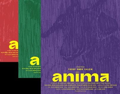 Anima Documentary Poster Design