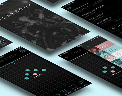 Playbook Dance App