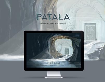 Website Design: Patala