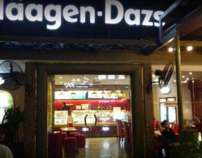 Häagen-Dazs — Thuong hieu kem cao cap cua My