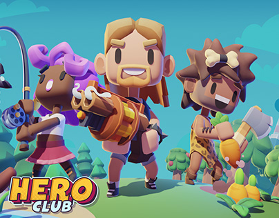 Hero Club prototype