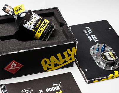 Puma x Subaru Rallycross Wrap-up Report