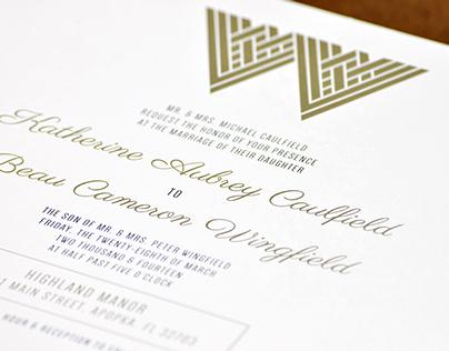 Wingfield Wedding