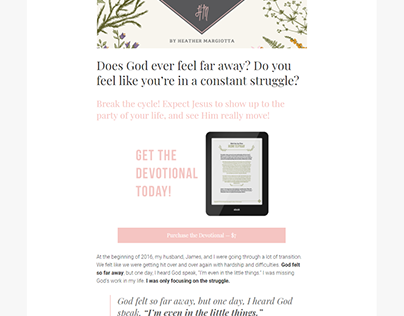 Heather Margiotta E-book Product Creation and Launch