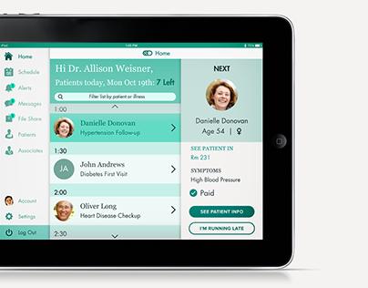 Patient Progress, An App For Doctors