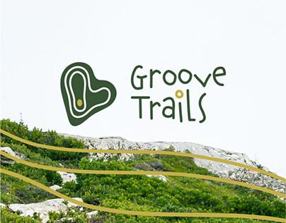 Groove Trails | Logo and medal design