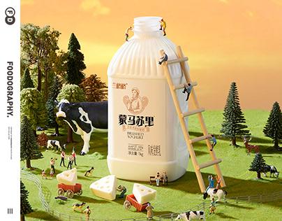 酸奶摄影 | 兰格格Yogurt ✖ foodography