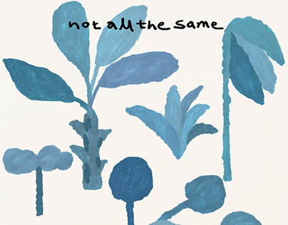 NOT ALL THE SAME