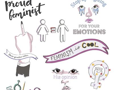 Feminism Patterns