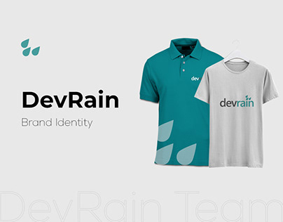 DevRain | Brand Identity