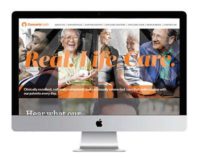 Healthcare | Patient Care | Re-branding