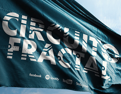 Circuito Fractal / Branding