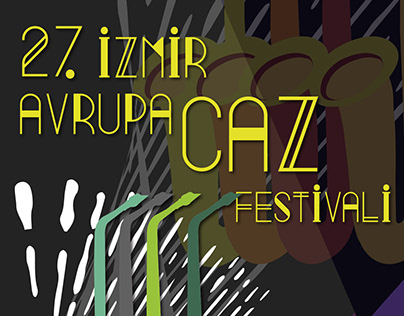 27.İzmir Avrupa Caz Festivali