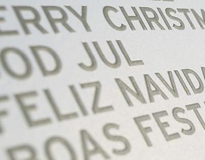 Business Christmascard