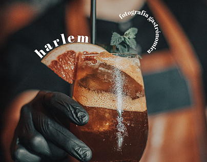 Fotografía Gastronomica | Harlem pub